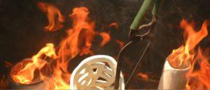 ceramica raku...la cottura ela riduzione (3)