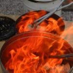 ceramica raku...la cottura ela riduzione (9)