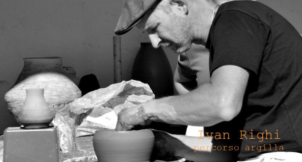 Ivan Righi   – percorso argilla
